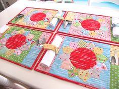 Bee In My Bonnet: Modrá Plate Special ... Get It I když je to Hot !!! ...