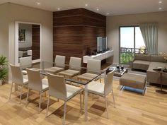 Aquí he recolectado muchos diseños que te pueden interesar y darte algunas ideas de cómo decorar una sala comedor pequeña. Solo Ingresa a; http://decoracionsalas.com/decorar-una-sala-comedor-pequena/