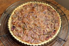 Bourbon Brown Butter Pecan Pie