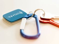 Use the Tintag Bluetooth wireless tracker to track your phone, keys, wallet and even your kids and your pets.