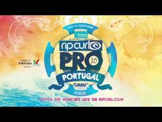 Rip Curl Pro Portugal 2010 - Motion graphics (Girls)