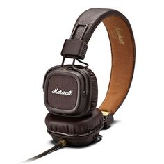 ขายถูก Marshall หูฟังแบบครอบหู Major II (Brown) ซื้อเลย พร้อมจัดส่งทั่วไทย - TV…