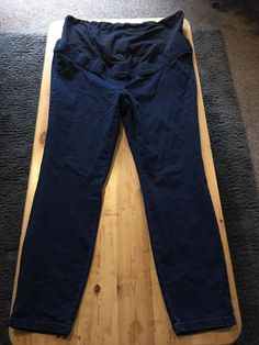 8280b13994d6e Maternity Jeggings Size 24 Navy #fashion #clothing #shoes #accessories  #womensclothing #