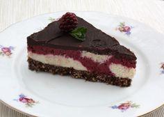Oreo torta s tvarohom - Recept Raw Vegan, Vegan Vegetarian, Healthy Sweets, Healthy Eating, Vegan Cheesecake, Gluten Free Baking, Pavlova, Raw Food Recipes, Oreo