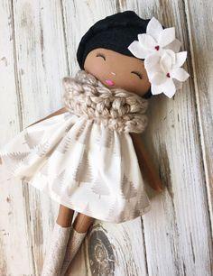 Eve SpunCandy Classic Doll Heirloom Quality Doll door SpunCandy