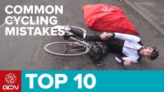 Top 10 Common Cycling Mistakes - Great tips for beginning cyclists with a bit of humor on the side.