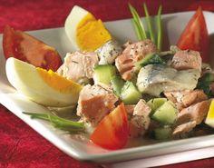Scandinavische salade