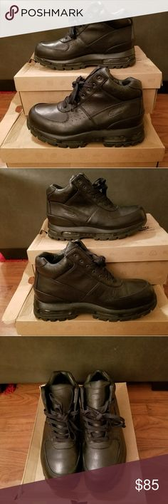 separation shoes e530c c1b94 Nike air max Goadome ACG Boots are in great condition!!! Worn once!