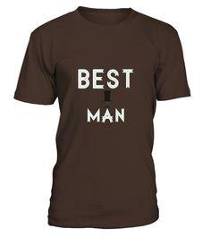 Best Man Wedding T-shirt Groom Groomsmen Ring Day Men Dude (2)