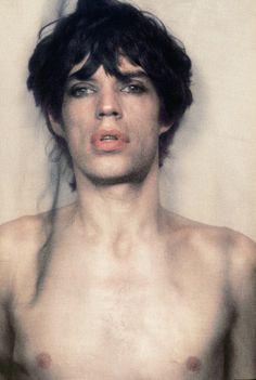 Mick Jagger | David Bailey, 1973