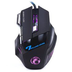 USB Wired Gaming Mouse For Pc
