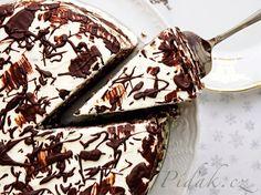 Show details for Recept - Ořechový dort s mascarpone krémem High Sugar, Russian Recipes, Tiramisu, Cheesecake, Pudding, Ice Cream, Cupcakes, Baking, Ethnic Recipes
