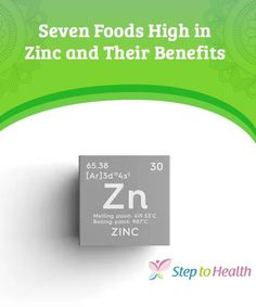 Seven Foods High in Zinc and Their Benefits Zinc is usually found in the muscles, bones, brain, kidneys, and liver. Discover seven foods high in zinc in this article! Minerals For The Body, Kinds Of Minerals, Vitamins And Minerals, Foods High In Zinc, Zinc Rich Foods, Gastric Problem, Zinc Supplements, Zinc Deficiency, Phytic Acid