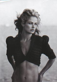 Carolyn by Peter Lindbergh, 2006