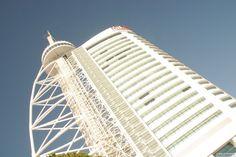 Wieża Vasco da Gama w Lizbonie – dojazd, wejście, foto, informacje [Wideo] http://infolizbona.pl/?p=2179
