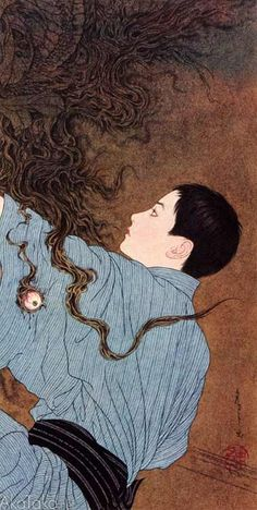 """from """"Grass Labyrinth"""" special editionby Takato Yamamoto"""