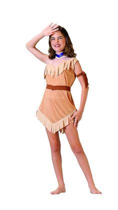 Native American Pocahontas Girl Costume Indian Princess Child Costumes 91160 | eBay