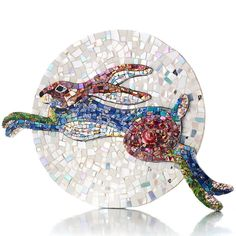 Emma Leith is an award winning artist specialising in the media of mosaic, felt and crochet. Emma is also a fantastic teacher. Mosaic Diy, Mosaic Crafts, Mosaic Glass, Glass Art, Stained Glass, Mosaic Ideas, Abstract Sculpture, Wood Sculpture, Metal Sculptures