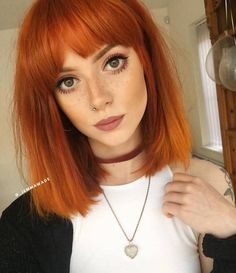 Likes 84 Kommentare Vegan Cruelty Free Color ( . - Pinwheel hair color - Frisuren Likes 84 Kommentare Vegan Cruelty Free Color ( . Ginger Hair Color, Red Hair Color, Color Red, Colour, Hair Colors, Ginger Hair Dyed, Hairstyles With Bangs, Cool Hairstyles, Indian Hairstyles