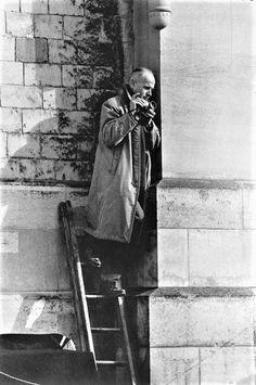 Henri CARTIER-BRESSON. France. Paris. 1961
