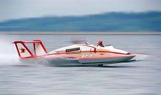c1980:  U-1 U1 Miss Bud Budweiser.  classic unlimited class hydroplane hydroplanes hydro hydros racing boat boats