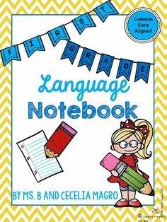 Teach ALL the 1st grade Language CCSS with this ONE amazingly comprehensive document! Interact, teach, practice, and write! Very little cutting and pasting! Common core teachers, look no further! This 158 page document is the ONE resource you need to teach ALL of the 1st Grade Language Standards! There are 94 student pages that can easily be bound into an interactive student language notebook, plus an answer key for the teacher.