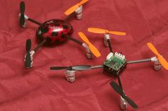 Automating the Blade MCX - DIY Drones
