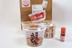 Exotic Noodles: Specialty noodles on autopilot. Discover the best, most exotic noodles on the planet, every month.