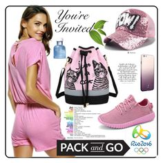 """""""Rio TD3/8"""" by jecakns ❤ liked on Polyvore featuring Dolce&Gabbana and sport"""