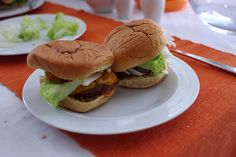 hamburgers by uberculture, via Flickr