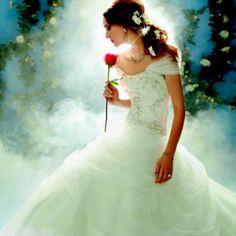 Disney Wedding Dresses 'Belle'