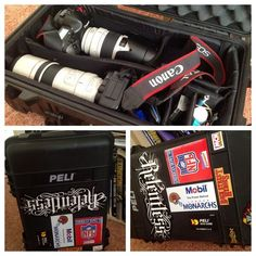 Customized Peli Case via Keith J Last @kentishmale on Twitter Fans, Twitter, Box, Suitcases, Snare Drum