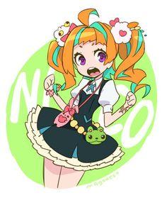 My spirit animal in this series! *^* lol Nico is so cute!