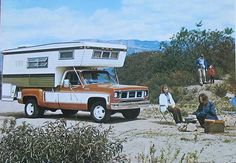 Slide In Camper, Off Road Camping, Gmc Pickup, Gm Trucks, Truck Camper, Campers, Offroad, Recreational Vehicles, Hot Rods