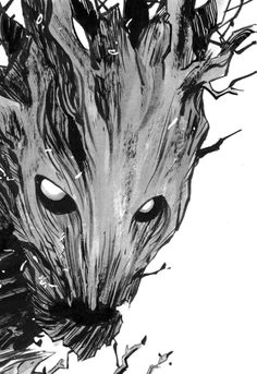 Groot by Declan Shalvey