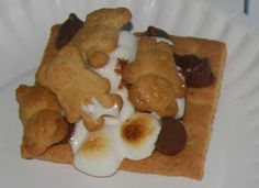 Life's a Bowl of Cherries: Fiery Furnace S'More Snack Craft