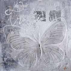 Schilderij vlinder grijs | Voor meer informatie kijkt u op www.prontowonen.nl #ProntoWonen #schilderijen #interieur #inspiratie #woonkamer Throw Pillows, Art, Accessories, Art Background, Toss Pillows, Cushions, Kunst, Decorative Pillows, Performing Arts