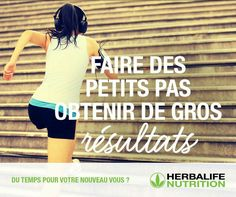 Step by step , you will conquerer Nutrition Herbalife, Phrases, Work Hard, Entrepreneur, France, Meal Replacements, Phrase Of The Day, Working Hard, Hard Work
