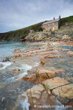 England Travel Inspiration - Port Quin (North Cornwall, England)