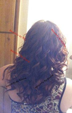 Wand curls