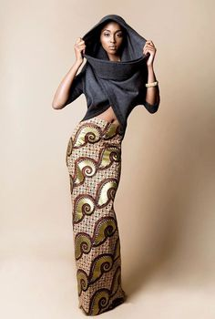 African infused ensemble - LOVE IT!!!