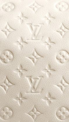 Loui Vuitton White - The iPhone Wallpapers