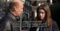 The Princess Diaries...a middle school/high school favorite :)