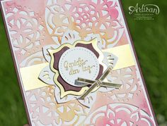 Artisan Blog Hop - Beauty of the Orient - easy to use ★ Stampin Up Blog from Cologne Bonn ★