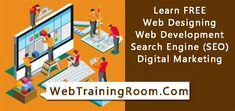 Free Web Development Courses Online for Beginners Learn Web Design, Online Web Design, Seo Digital Marketing, Online Marketing, Entity Framework, Database Design, Learning Goals, Marketing Professional, Software Development