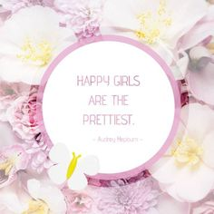 #happy #pretty #girls #love