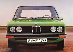 BMW E12 5-Series (1972-1981)