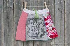 skirt tutorial: made this awesome little skirt for my granddaughter. turned out really cute.