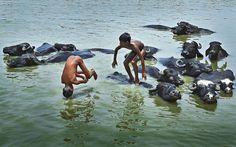 Darpan Basak, 9, India