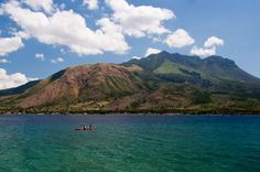 Mount Malindig, is a large potentially active stratovolcano on the island of Marinduque in the Philippines.